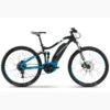 Велосипед 29 Haibike SDURO FullNine 5.0 400Wh 2018 2