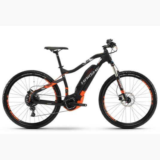 Велосипед 27,5 Haibike SDURO HardSeven 2.0 400Wh 2018 1