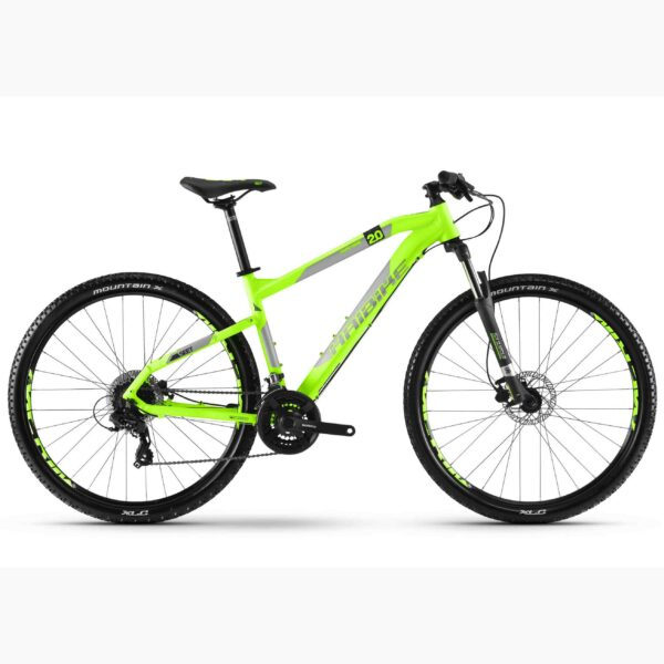 Велосипед 29 Haibike SEET HardNine 2.0 2018 1