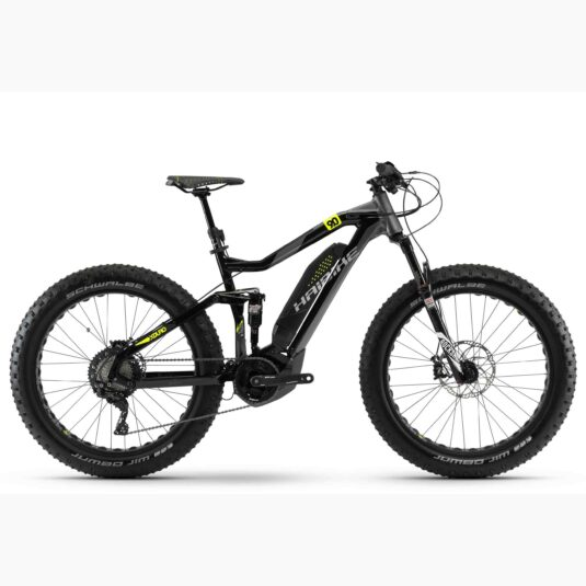 Велосипед 26 Haibike XDURO FullFatSix 9.0 500Wh 2018 1