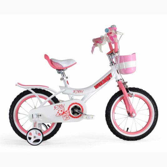Велосипед 12 RoyalBaby JENNY GIRLS 2019 1