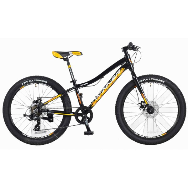 Детский Велосипед 24 Winner JUNIOR+ 2019 14