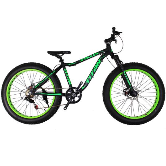 Горный Велосипед 26 Titan Stalker с амортизационной вилкой 2019 1