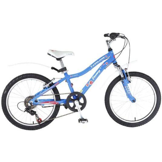 Горный Велосипед Cyclone 20 FANTASY 2018 1