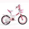 Велосипед 12 RoyalBaby JENNY -BUNNY пурпурный 2
