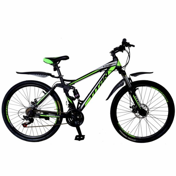 Viper26Black-Green-White