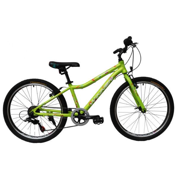 Подростковый  Велосипед 24 Winner CANDY 2019 6