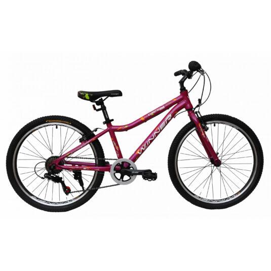 Подростковый  Велосипед 24 Winner CANDY 2019 1
