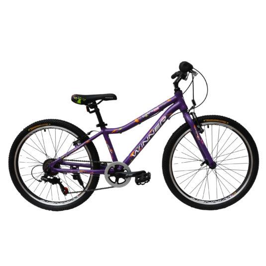 Подростковый  Велосипед 24 Winner CANDY 2019 4