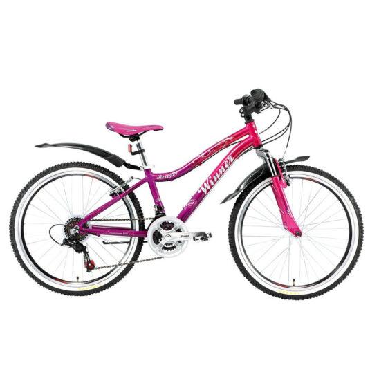 Подростковый  Велосипед 24 WINNER BETTY 2018 2